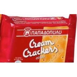 CREAM CRACKERS ΣΙΤΟΥ ΠΑΠΑΔΟΠΟΥΛΟΥ 43g