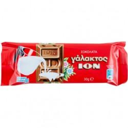 ION Σοκολάτα γάλακτος 30γρ
